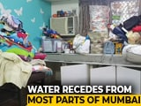 Video : Water Recedes But Mumbaikars Bear The Brunt