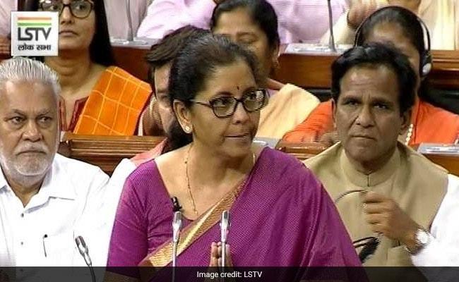 Scheme To Modernize Fishery Sector: Nirmala Sitharaman