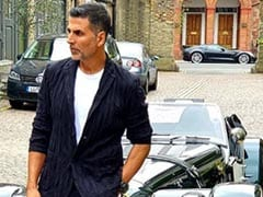 When You Are Akshay Kumar, Monday Blues Look Like This