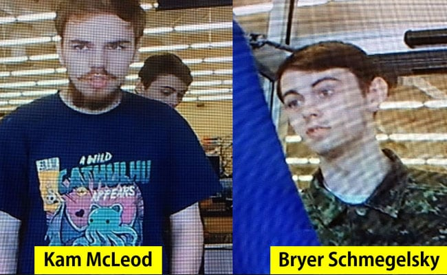 Missing Canada Teens Now Suspects In Murder Of Tourists, Unidentified Man