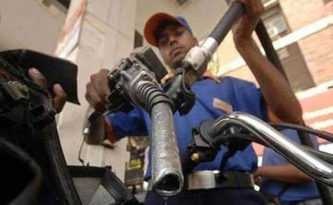 Sales of gasoline, or petrol, rose 8.9% in October from a year earlier