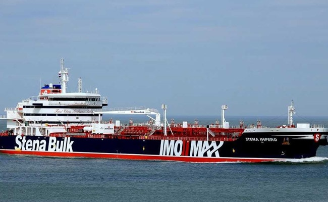 UK Warship Tried To Stop Iran From Seizing Tanker, Leaked Audio Reveals