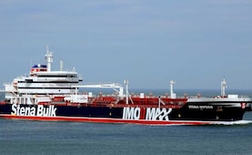 New Delhi Asks Iran To Free 18 Indians On Seized British Oil Tanker
