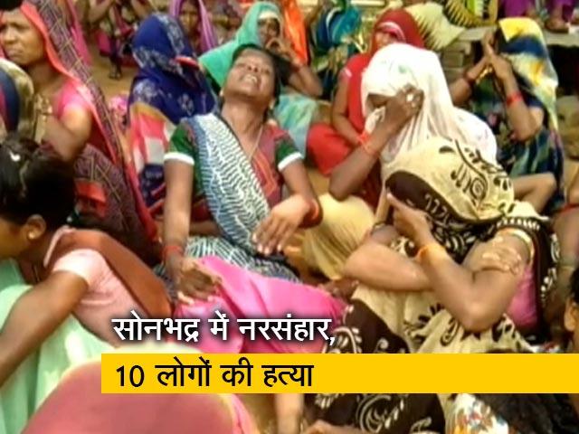 Videos : रवीश कुमार का प्राइम टाइम : क्या यूपी में अपराधियों का बढ़ रहा है हौसला?