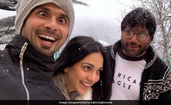 Kabir Singh Director Sandeep Vanga Reddy Claims Slap Interview Was 'Edited'