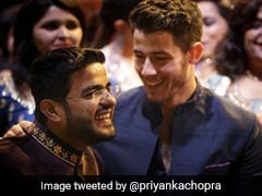 Priyanka Chopra's Birthday Wish For Brother Siddharth Is A Throwback To Her <I>Sangeet</i>