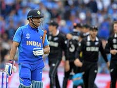 """MS Dhoni Coming In At No. 5 Would"