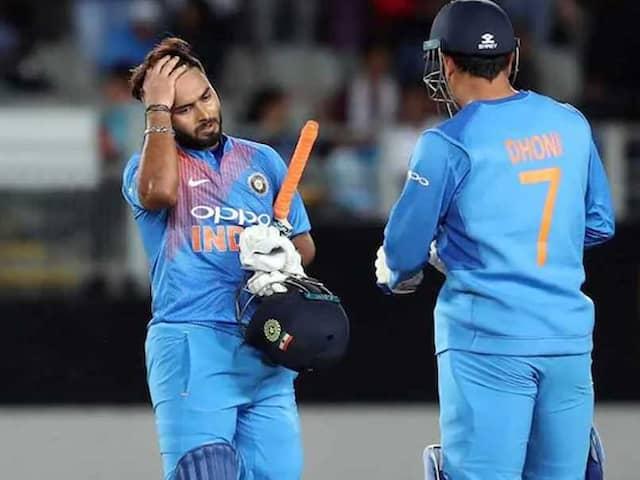 Rishabh Pant To Be Groomed As Indias Next Wicketkeeper-Batsman, Says Chief Selector MSK Prasad