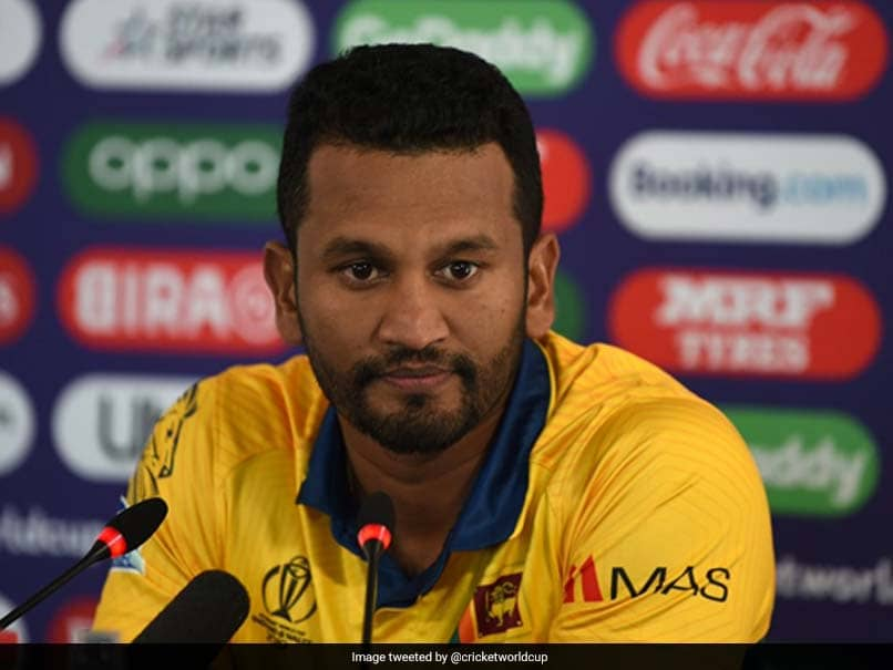 World Cup 2019: Dimuth Karunaratne says Angelo Mathews did a great job with the ball