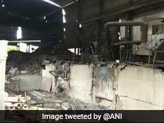 One Killed, 11 Injured In Steel Furnace Blast In Ludhiana