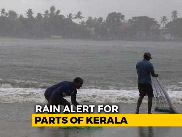 Video : Weather Department Issues Red Alert In Parts Of Kerala For July 18