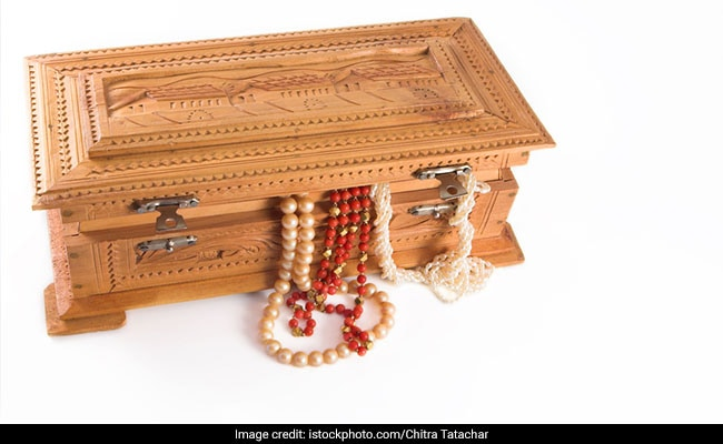 8 Jewellery Boxes To Store Your Precious Pieces In