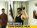 Video : BJP Lawmaker Seen Waving Guns On Video Expelled By Party For 6 Years