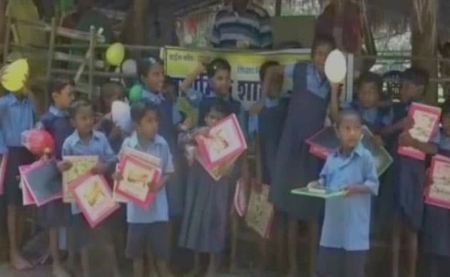 Chhattisgarh School Opens 14 Years After It Closed Due To Maoists