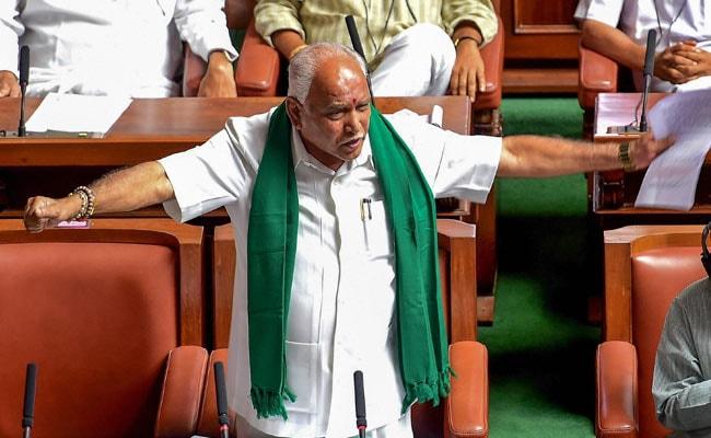'Are We Sanyasis?': BS Yeddyurappa On BJP's Karnataka Action Plan