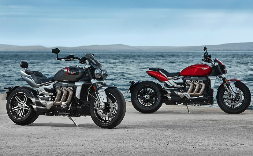 The 2020 Triumph Rocket 3 gets a brand new design and looks leaner & meaner
