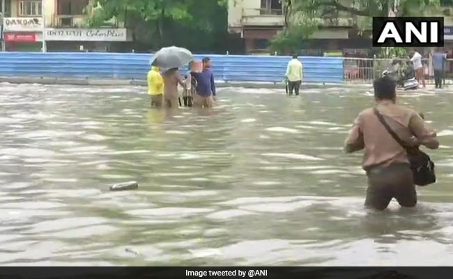 High Tide Expected In Mumbai At 12:35 pm Today