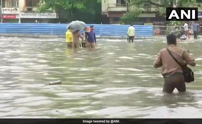 Opposition Hits Out At Maharashtra Government As Heavy Rain Lashes Mumbai