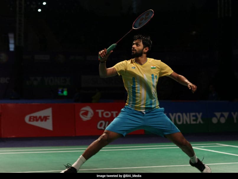 Japan Open 2019: B. Sai Praneeth reaches in to second round after defeating Japanese player Nishimoto