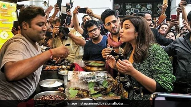 Watch: When The 'Jabariya Jodi' Sidharth And Parineeti Had 'Fire In Their Belly'!