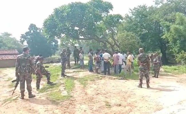 झारखंड के गुमला में झाड़-फूंक के शक में 4 लोगों की निर्मम हत्या