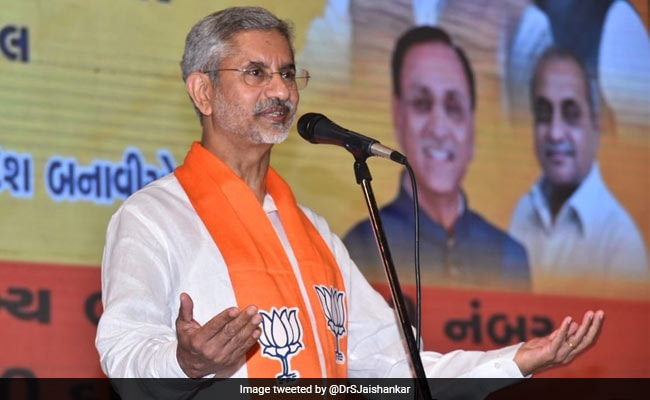 Was Worried About India Lagging Behind Other Countries: S Jaishankar