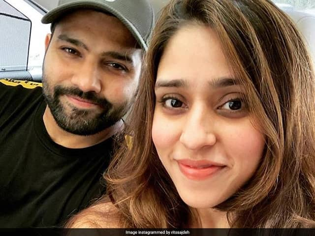 Rohit Sharma Returns India Early With His Family After World Cup Exit, Watch