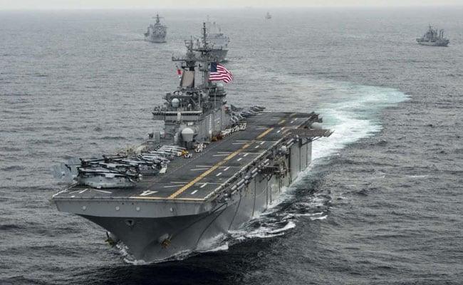 Tehran Denies Trump's Claim That US Naval Vessel Destroyed Iranian Drone