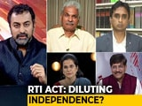 Video : RTI War: BJP's Fact-Free Factsheet?
