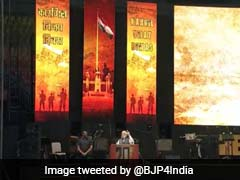 Won't Come Under Any Pressure When It Comes To National Security: PM Modi