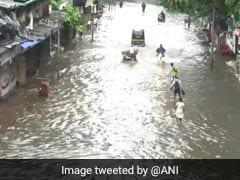 Mumbai Rain: 11 Flights Cancelled, Train Services Hit After Overnight Rain In Mumbai