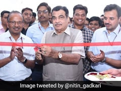 Nitin Gadkari Inaugurates Underpass To Decongest Traffic To Delhi Airport