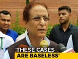 Video : Azam Khan In Uttar Pradesh's Land Mafia List, Calls Charges Fake