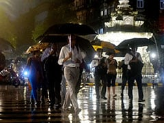 Weather Department Predicts Thunderstorm, Light Rain In Mumbai