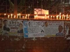 दिल्ली  : द्वारका में बच्ची से रेप के मामले में विरोध प्रदर्शन, कड़ी सजा की मांग
