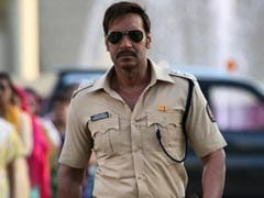 Ajay Devgn Says '<i>Singham</i> Still Roars Loud' As The Film Clocks 8 Years