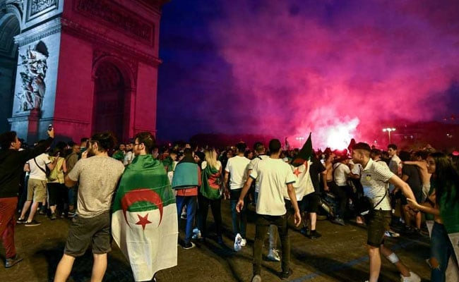 Woman Dies, Shops Looted In France Amid Algeria Football Win Celebrations