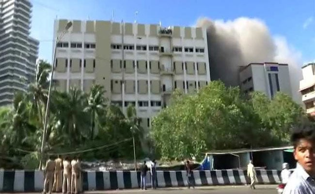Fire Breaks Out At MTNL Building In Mumbai's Bandra: Updates