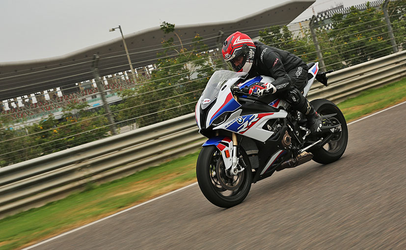 The BMW S 1000 RR is one of the most powerful production superbikes available