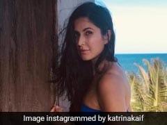 कैटरीना कैफ ने ब्लू ड्रेस में दिखाया ऐसा अंदाज, सोशल मीडया पर वायरल हुई Photo
