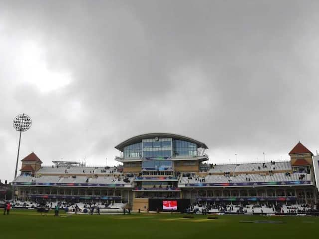 World Cup 2019, India vs New Zealand: Heres What Happens If It Rains On Reserve Day As Well