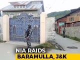 Video : Anti-Terror Agency Raids 4 Places In J&K Over Cross-Border Terror Funding