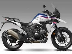 BMW G 310 GS Chinese Knock Off Revealed