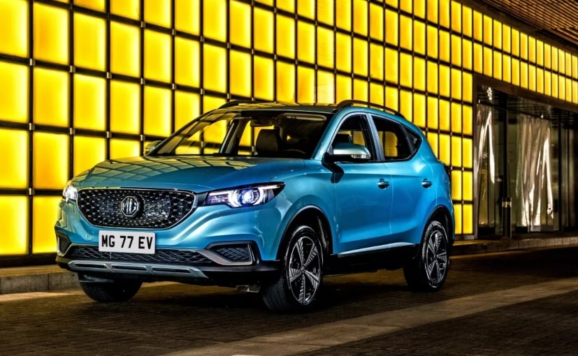 MG ZS EV: first 1000 United Kingdom buyers receive £7000 discount