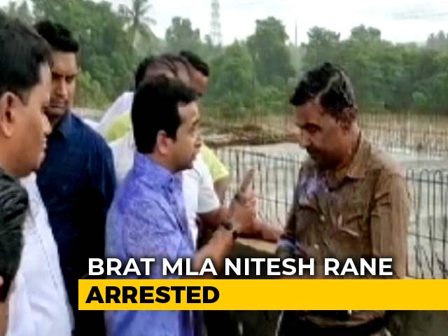 Video : Akash Vijayvargiya To Nitesh Rane, Why Are Errant Lawmakers Not Immediately Disqualified?