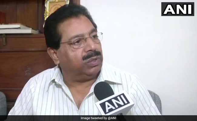 'In The Interest Of The Party...': PC Chacko Writes To Sheila Dikshit