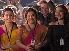Vidya Balan: Glad <i>Mission Mangal</i> Celebrates India's Achievements