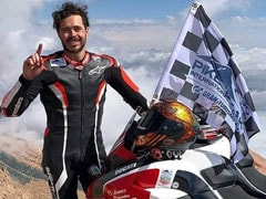 Carlin Dunne's Mother Speaks Against Banning Motorcycles On Pikes Peak