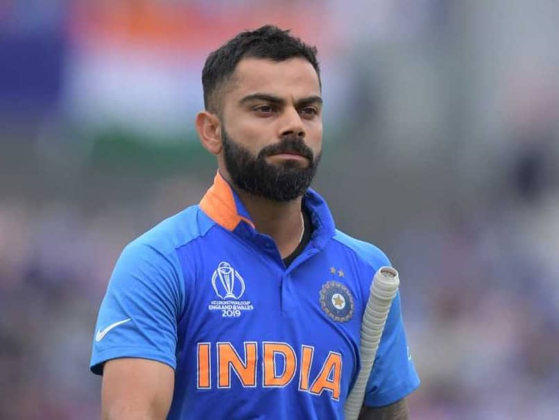 """""""Share Your Emotions, We Are All Disappointed"""": Virat Kohlis Message To Fans"""