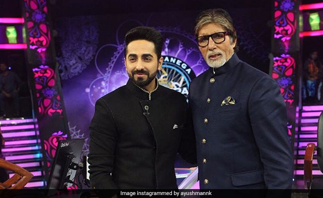 Gulabo Sitabo Is A 'Jackpot' For Ayushmann Khurrana. Because, Amitabh Bachchan